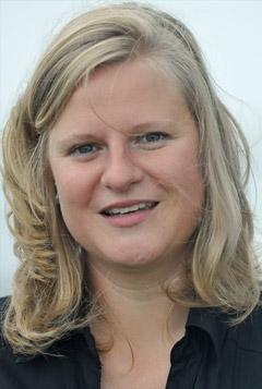 <b>Carolin Hanke</b> ist Seelsorgerin an der Küste. (Bild: kirchenbote.de) - OS-16.2_240