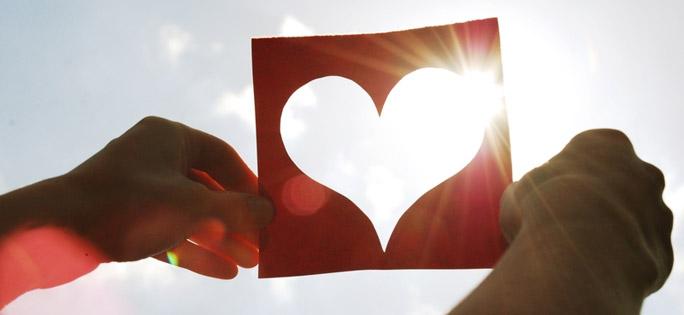 Herz im Himmel, Bild: photocase.de, misterqm