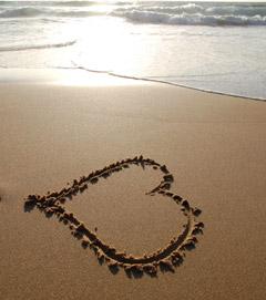 Glauben leben heißt: Liebe leben