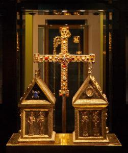 Kapitelskreuz im Diözesanmuseum