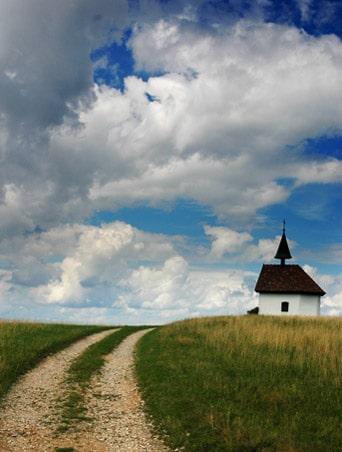Kirchengeschichte im Vorbeigehen