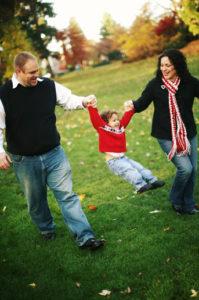 Familie, Bild: iStockphoto.com, kevinruss
