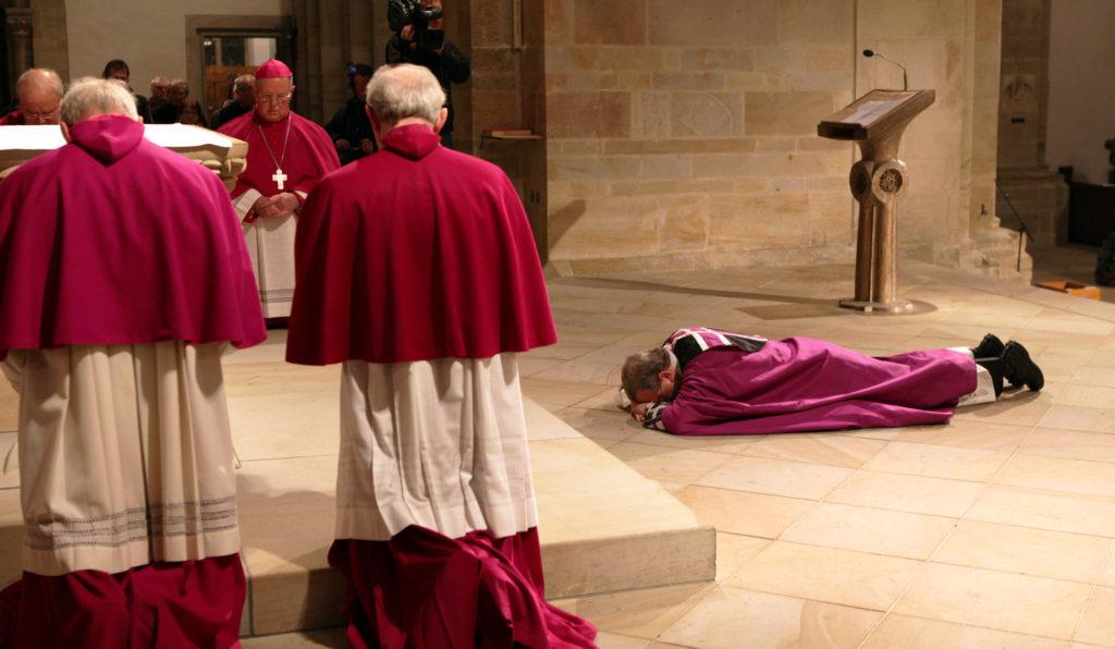 Bischof Bode Bußgottesdienst