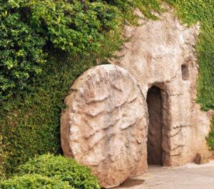 Das Grab ist leer, Bild: fotolia.de, Glenda Powers