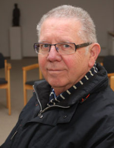 Pater Franz Richardt, geistlicher Direktor im Haus Ohrbeck, Bild: kirchenbote.de