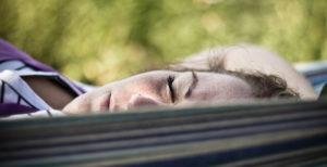 Schlafende in Hängematte, Bild: photocase.de, PhotoSuse