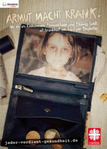 Motiv Caritas Jahreskampagne 2012, Bild: Caritas