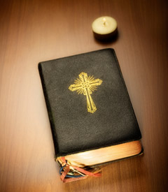 Bibel (Bild: iStockphoto.com, JLGutierrez)
