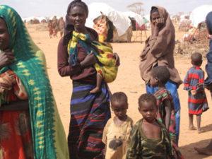 Flüchtlingslager Dadaab, Somalia (Bild: iStockphoto.com, sadikgulec)