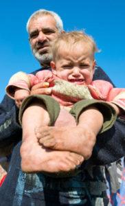 Syrische Flüchtlinge (Bild: iStockphoto.com, jcarillet)