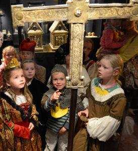 Kinderführung im Diözesanmuseum, Bild: Diözesanmuseum Osnabrück