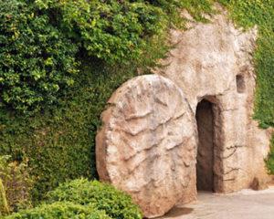 Steingrab, Bild: fotolia.de, Glenda Powers