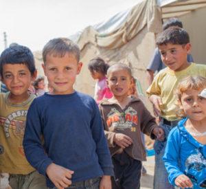 Flüchtlinge im Lager Beqaa im Libanon, Bild: iStockphoto.com, aicamelbourne