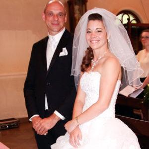 Katja und ihr Mann Ludger (Bild: privat)