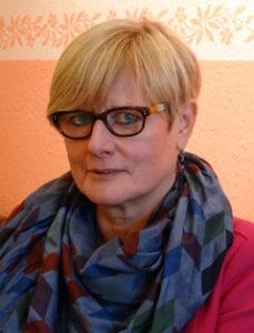 Annette Schwiebert leitet das Haus St. Franziskus