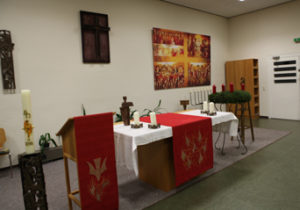 Gefängnis-Kapelle