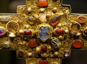 Kapitelkreuz im Diözesanmuseum Osnabrück, Bild: Diözesanmuseum Osnabrück