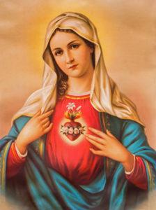 Gottesmutter Maria (Bild: fotolia.de, Renáta Sedmáková)