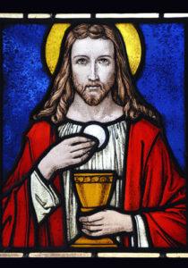 Kirchenbild Jesus (Bild: fotolia.de, steschum)