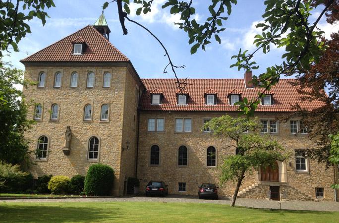 Das Benediktinerinnen-Kloster vom Heiligsten Sakrament