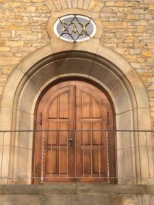 Die Pforte Benediktinerinnen-Kloster Osnabrück (Bild: Bistum Osnabrück)