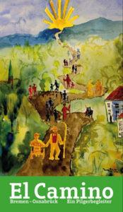 Titelblatt vom Pilgerführer