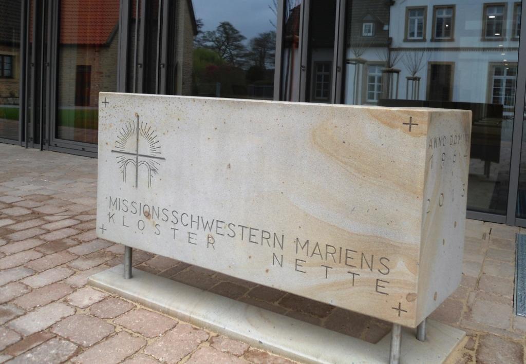 Stille Tage im Kloster Nette