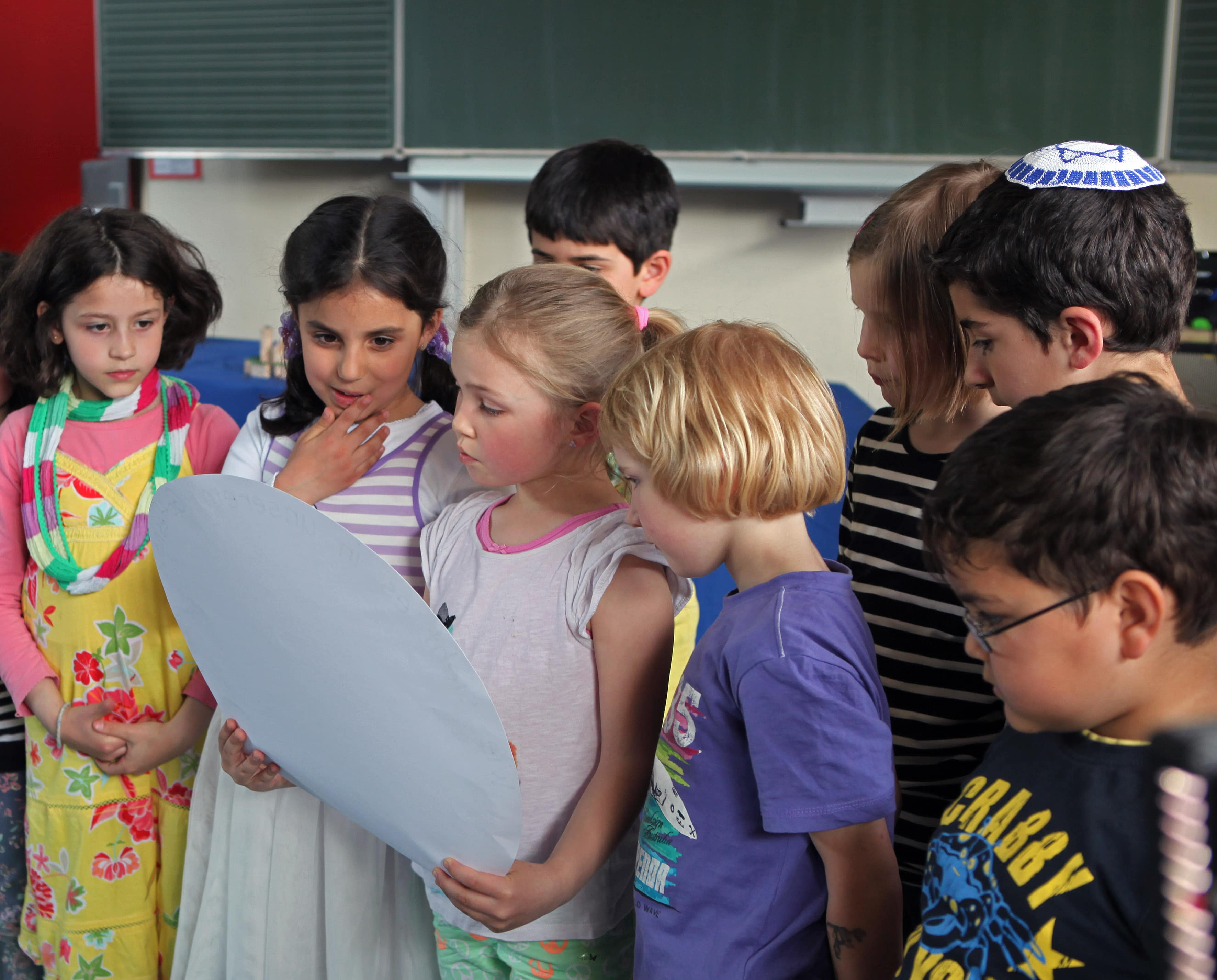 Drei-Religionen-Grundschule