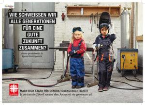 Generationengerechtigkeit (Bild: Deutscher Caritasverband, Heiko Richard)