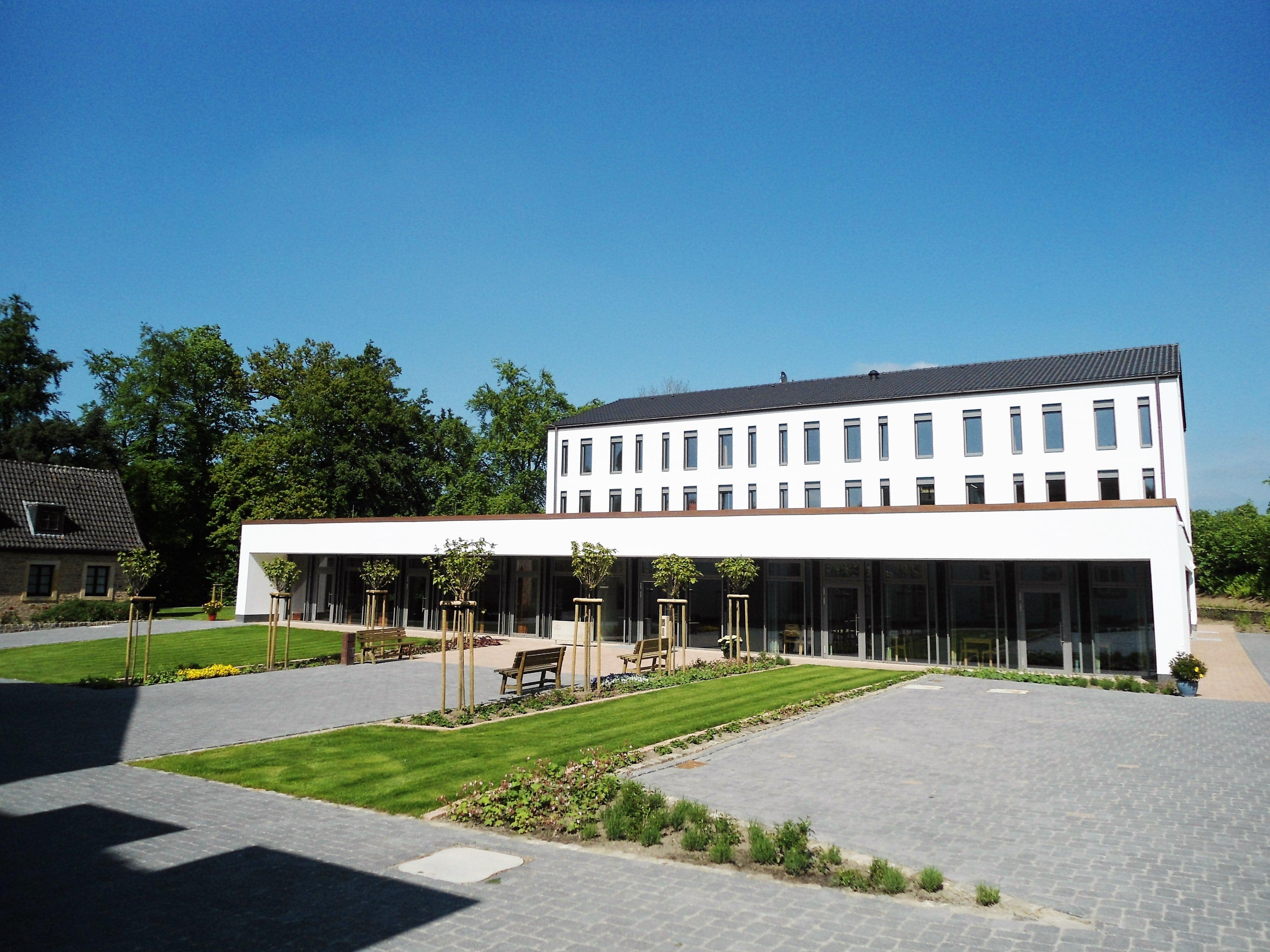 Exerzitienhaus Kloster Nette