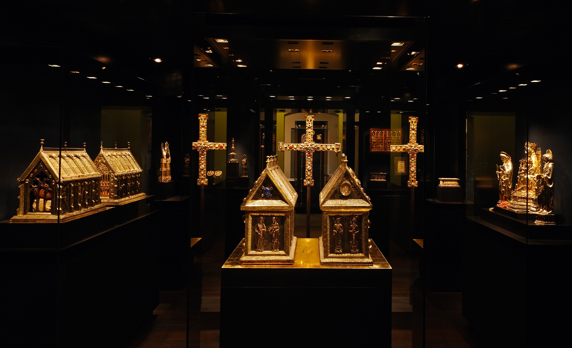 Der Domschatz im Diözesanmuseum