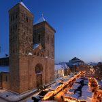 Dom St. Petrus Osnabrück in der Adventszeit