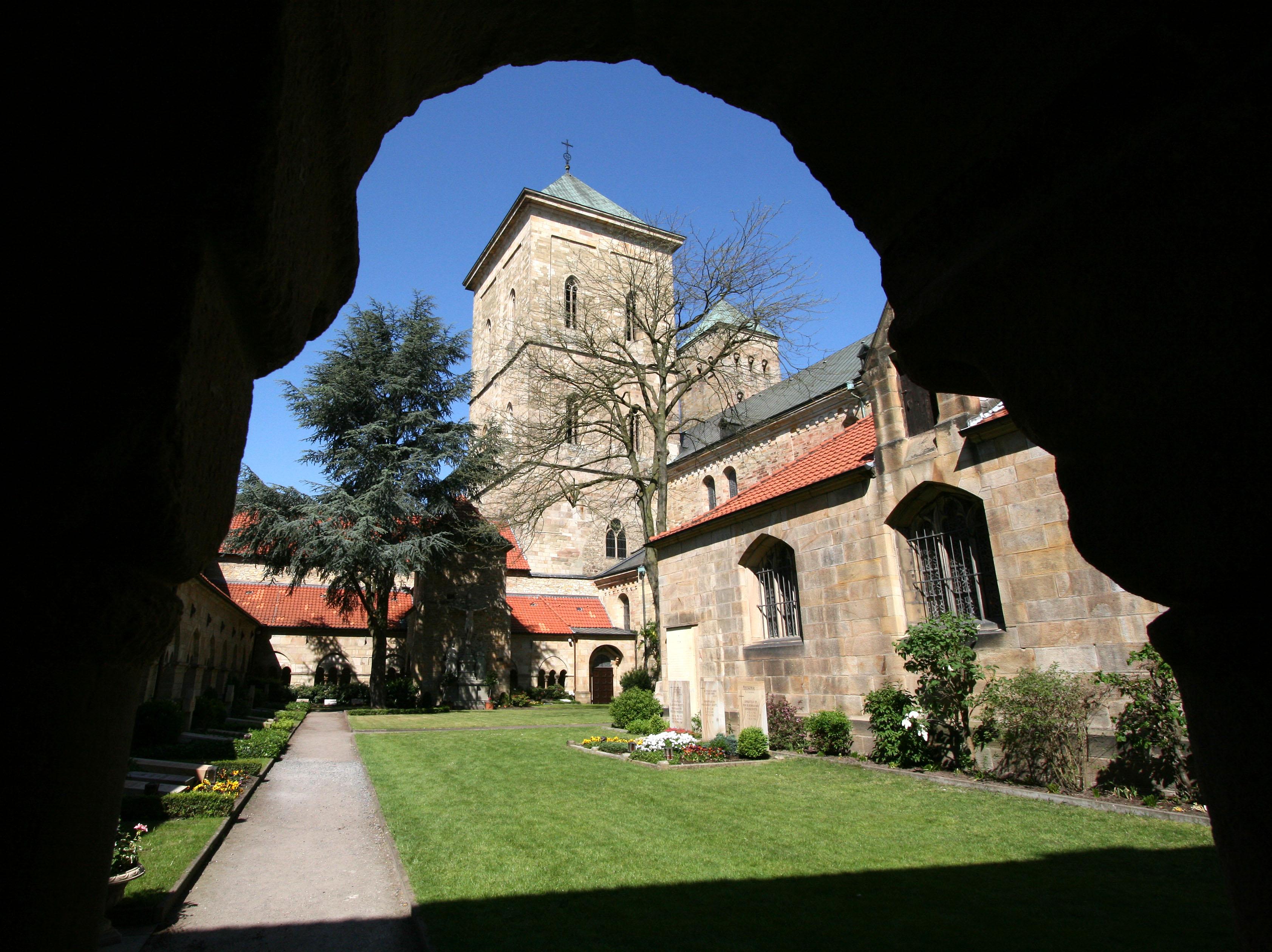 Domherrenfriedhof Osnabrück