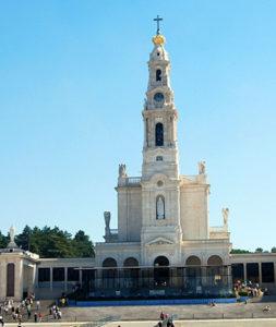 Basilika Fatima, Bild: pixabay.de, pcdazero