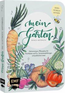 """Cover """"Mein Garten"""" von Raphaela Winterhalter"""