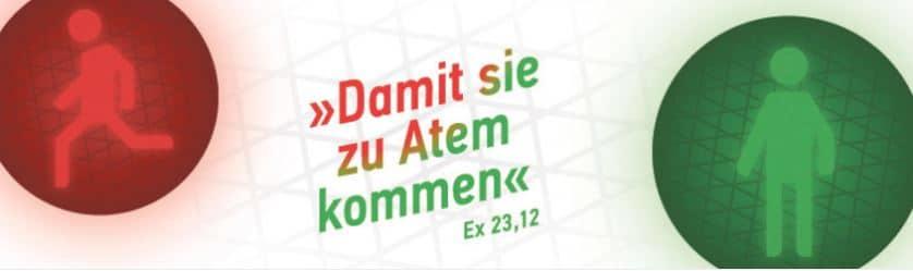 Das Logo zum 'Jahr des Aufatmens' im Bistum Osnabrück