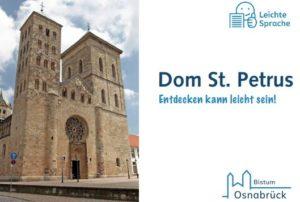 Titelbild Osnabrücker Domführer in leichter Sprache