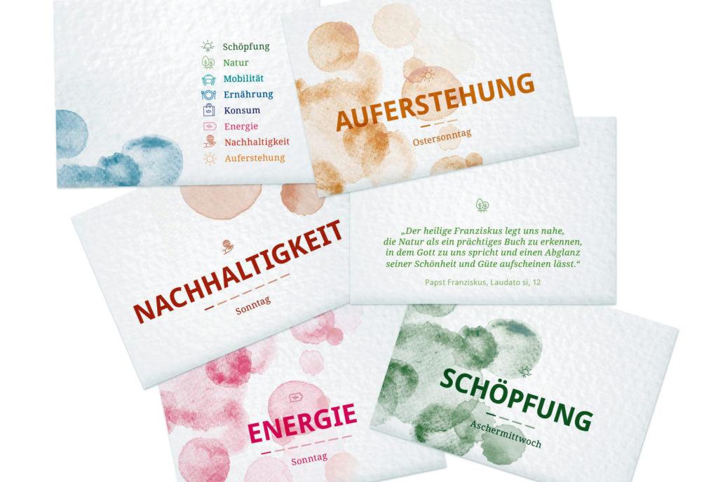 Kartenset FAIRsuchung Bistum Osnabrück 2017