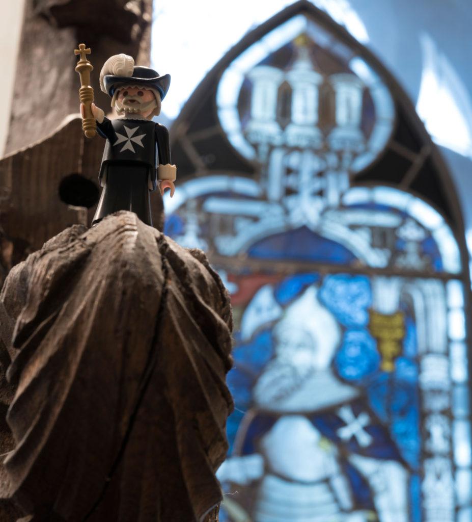 Von Klöstern und Rittern