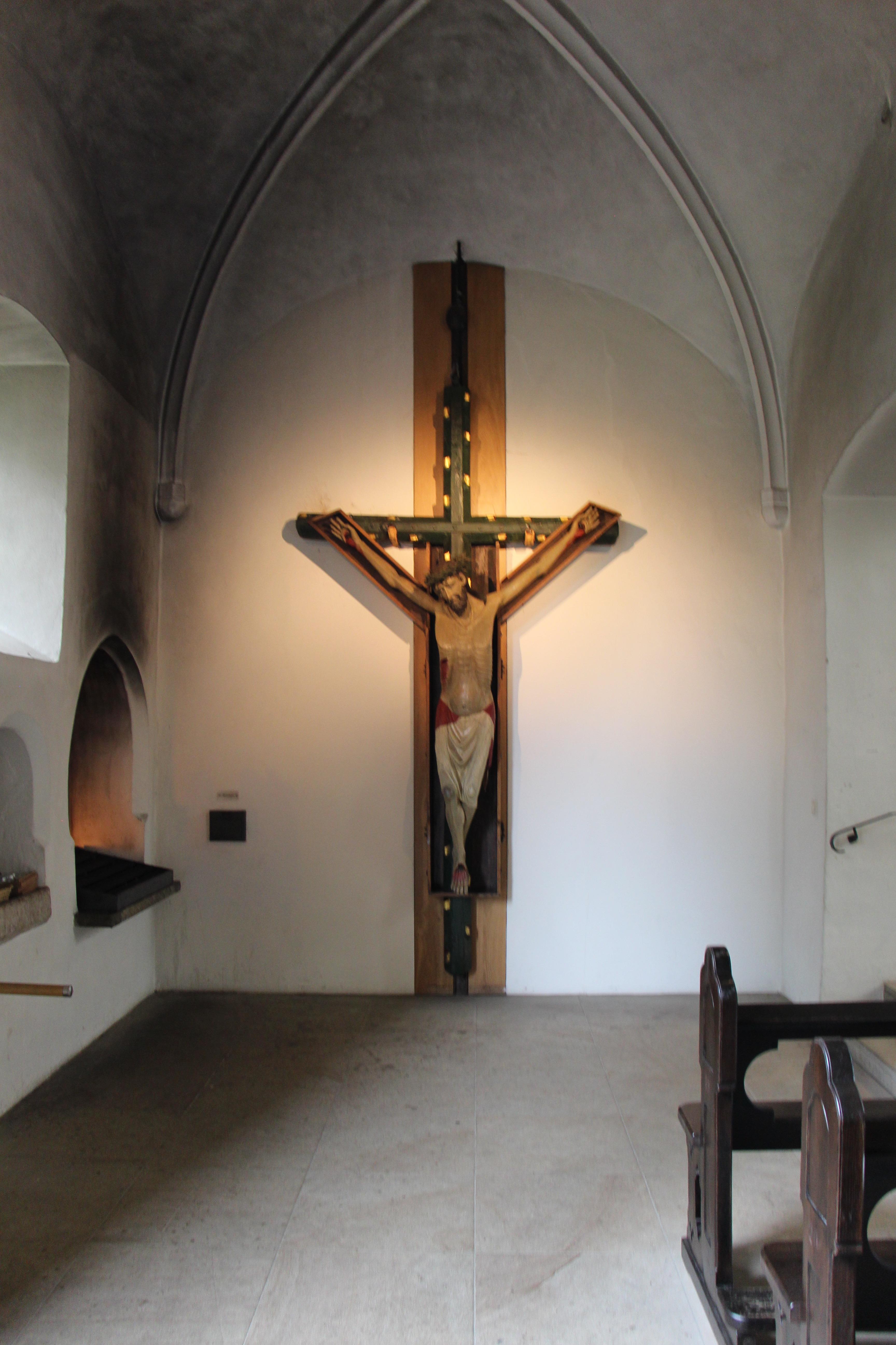 Dsa leidende Kreuz