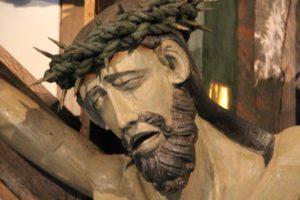 sterbender Jesus