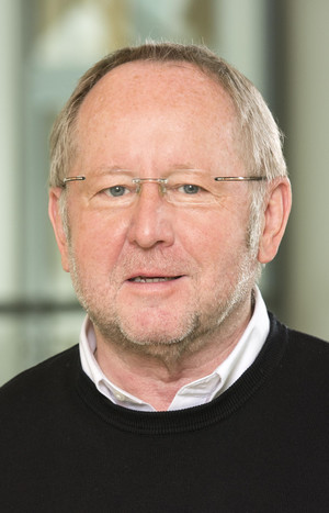 Pfarrer Gerd Robben