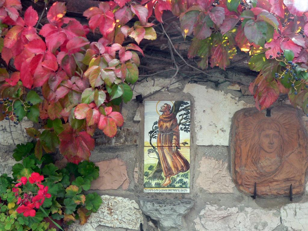 Bild in Assisi