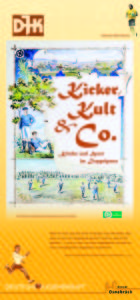 "Flyer ""Kicker, Kult & CO."""