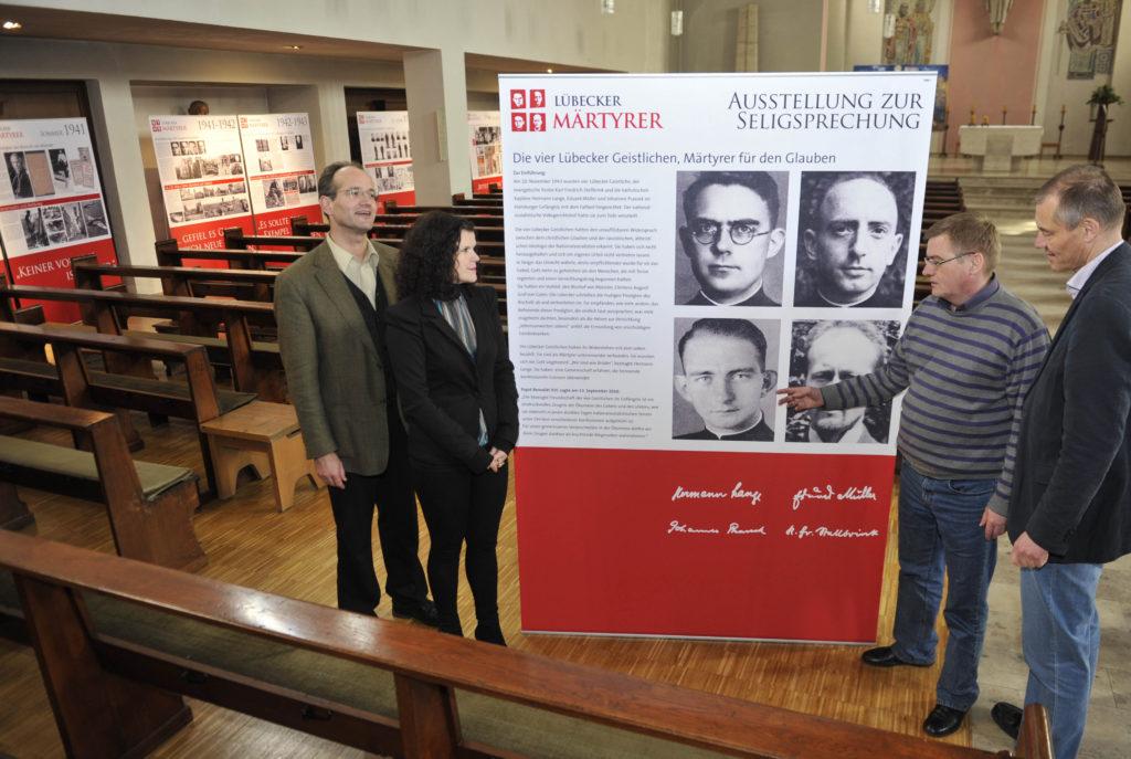 Ausstellung Lübecker Märtyrer