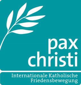 Logo der internationalen katholischen Friedensbewegung Pax Christi