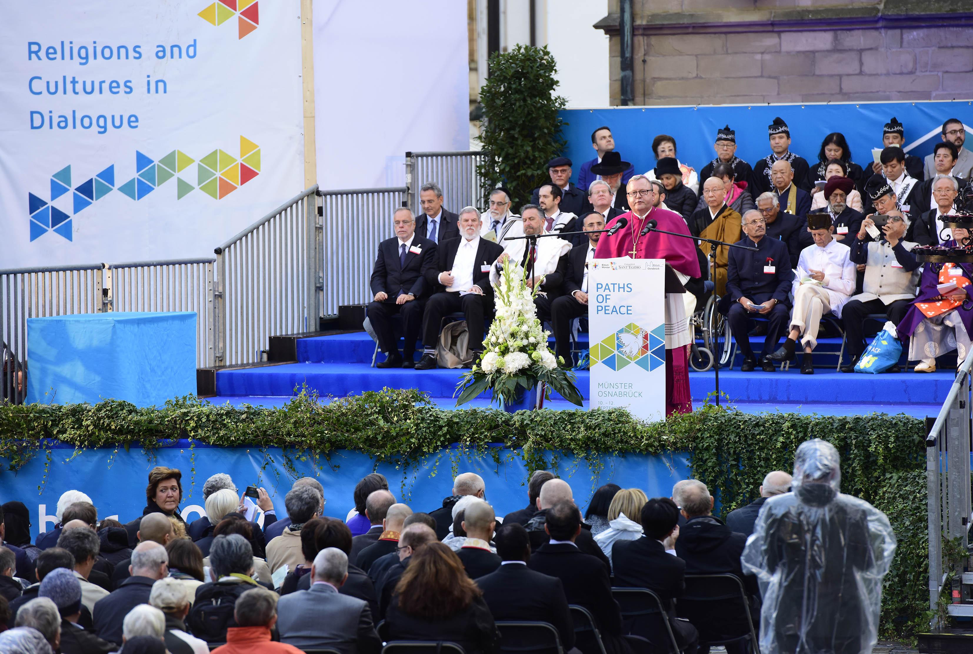 Internationales Weltfriedenstreffen 2017
