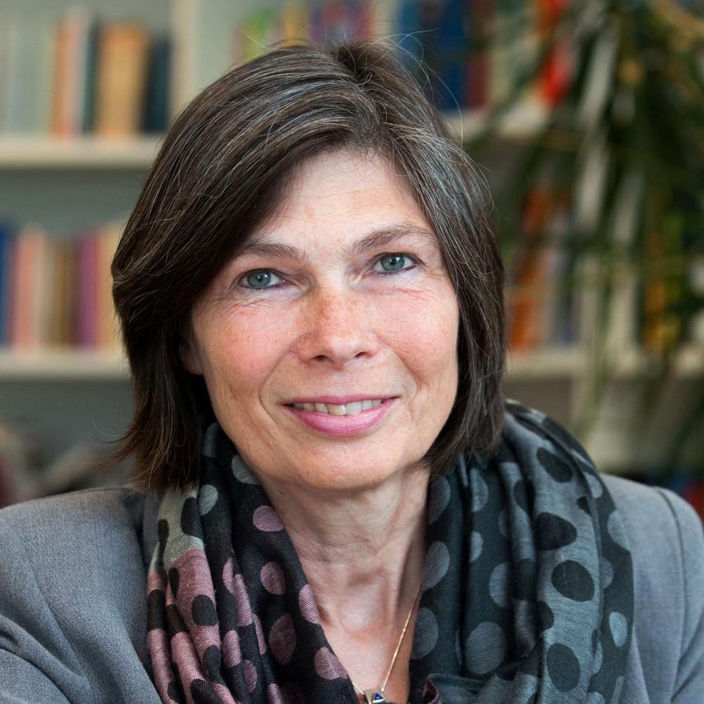 Landessuperintendentin Birgit Klostermeier