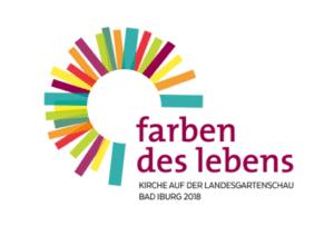 Logo Kirche auf Landesgartenschau 2018 Bad Iburg