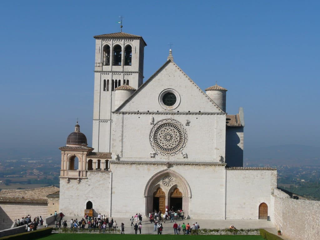 Assisi, San Francsco
